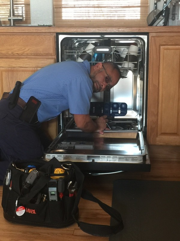 need dishwasher installation of repair in Denver