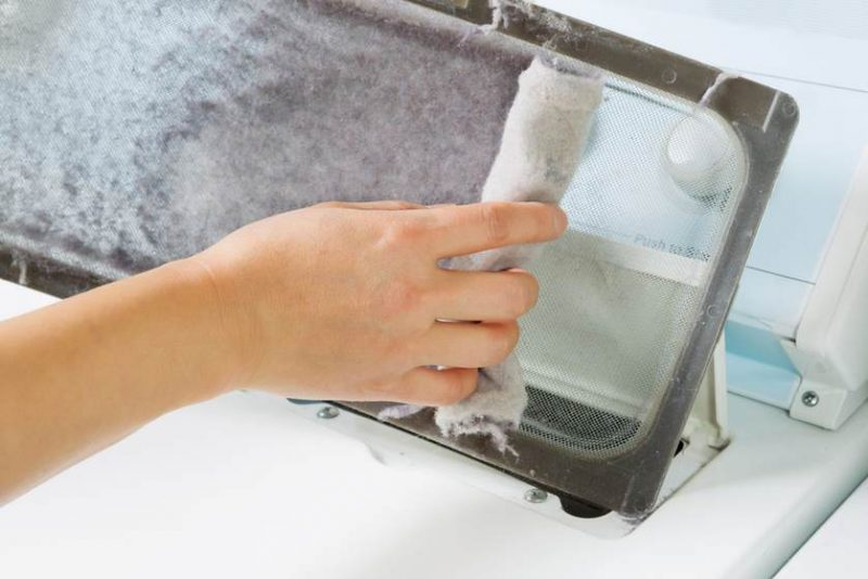 Clothes Dryer Lint ~ How to clean your dryer lint filter all area appliance