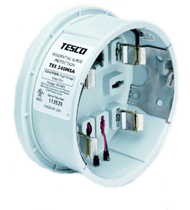 Meter Mounted Surge Protection All Area Appliance