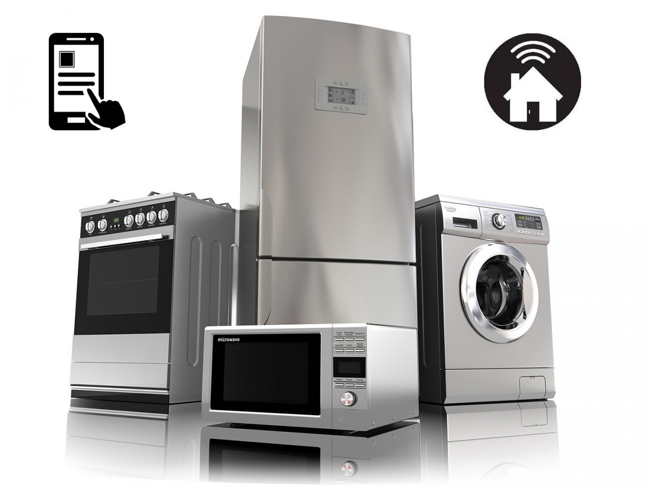 Smart Home Appliances ~ State of the art refrigerators all area appliance